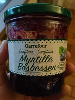 Confiture myrtille - Product