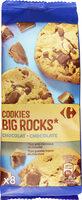 Cookies Big Rocks chocolat (x 8) - Prodotto - fr