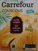 Couscous au blé complet - Product