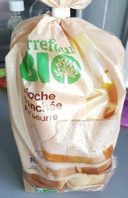 Brioche Tranchée Pur Beurre - Product