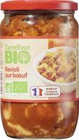 Ravioli pur boeuf - Prodotto - fr