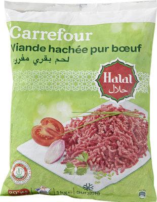 Viande hachée pur bœuf  + traduction - Product