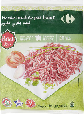 Viande hachée pur bœuf + traduction - Prodotto - fr