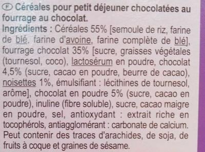 X'trem au chocolat - Carrefour - 650 g
