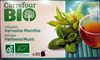Infusion Verveine Menthe Bio Carrefour - Product