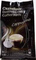 Dosettes de café  Cappuccino - Produit
