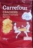 Crackers (Saveur tomate épicée) - Product