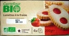 Lunettes à la fraise Bio Carrefour - Produit