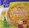 Tarte fromages - Product