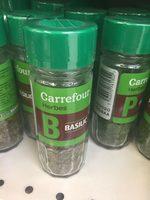 Basilic déshydraté - Product