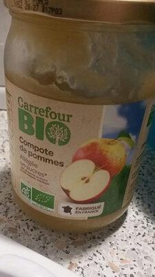 Compote de pommes - Producto - fr