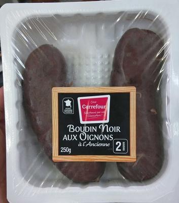 Boudin Noir aux Oignons - Produit - fr