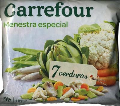 Mezcla de hortalizas especial - Producto