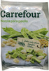"""Mezcla de vegetales para paella congelada """"Carrefour"""" - Producto"""