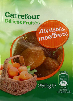 Abricots Moelleux - Product - fr