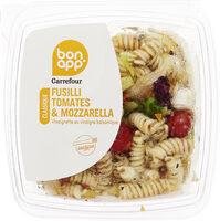 Fusilli Tomates et Mozzarella - Product - fr