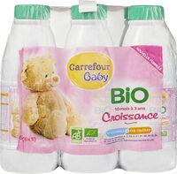 Carrefour Baby BIO 10 mois à 3 ans Croissance - Produit - fr