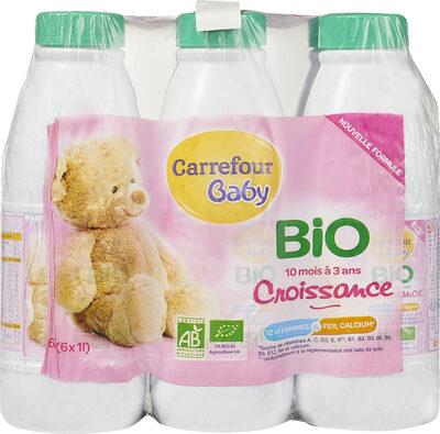 Carrefour Baby BIO 10 mois à 3 ans Croissance - Product - fr