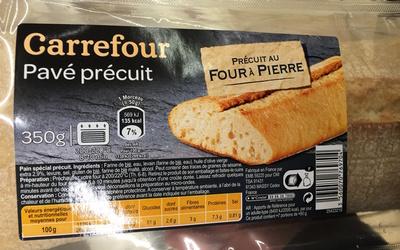 Pavé précuit au four à pierre - Product - fr