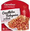 Coquillettes Bolognaise pur Boeuf - Product