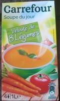 Velouté aux  8 Légumes - Produit