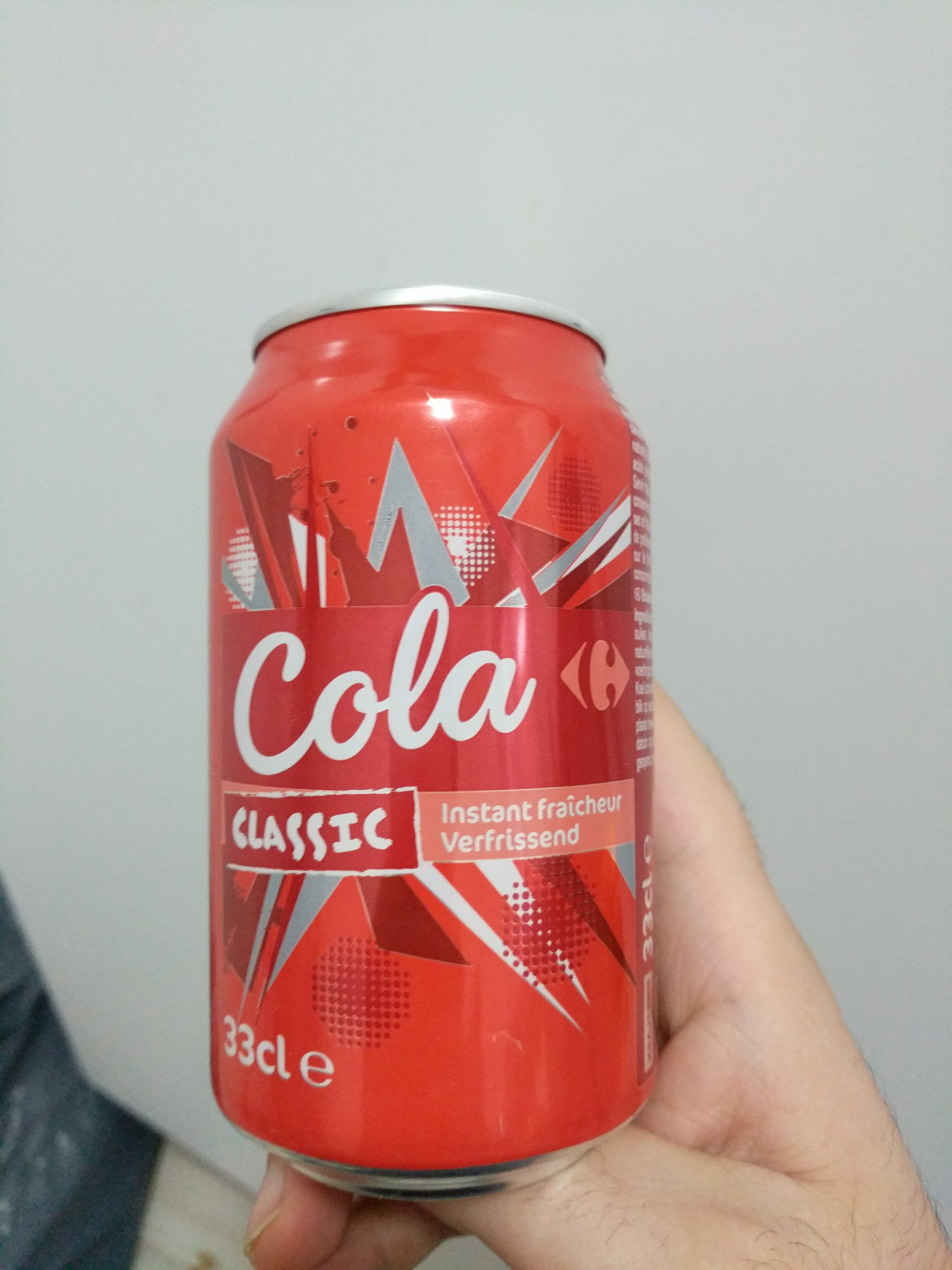 Cola Classic - Produit - fr