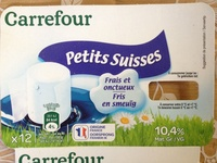 Petits Suisses - Produit