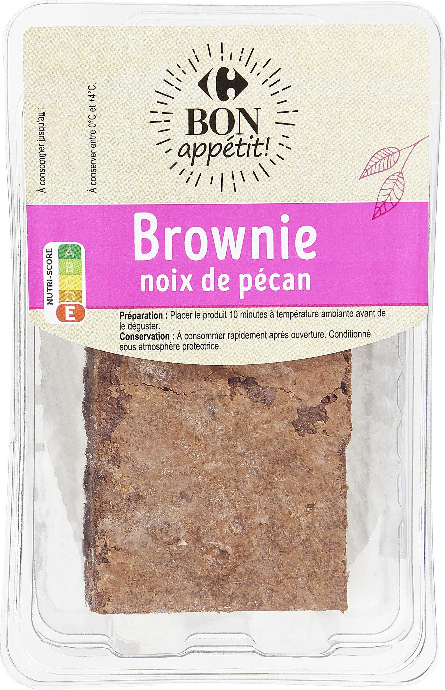 Brownie aux noix de pécan - Produit - fr