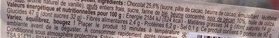 Brownie aux noix de pécan - Informations nutritionnelles - fr