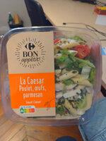 La Caesar Poulet, Croûtons & Fromage italien sauce caesar - Produit - fr