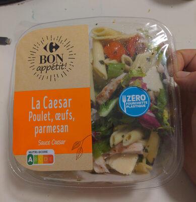 Bon appétit ! - La caesar poulet, oeufs, parmesan - Product - fr