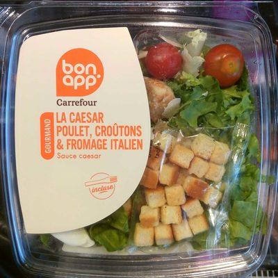 La Caesar Poulet, Croûtons & Fromage italien sauce caesar - Produit