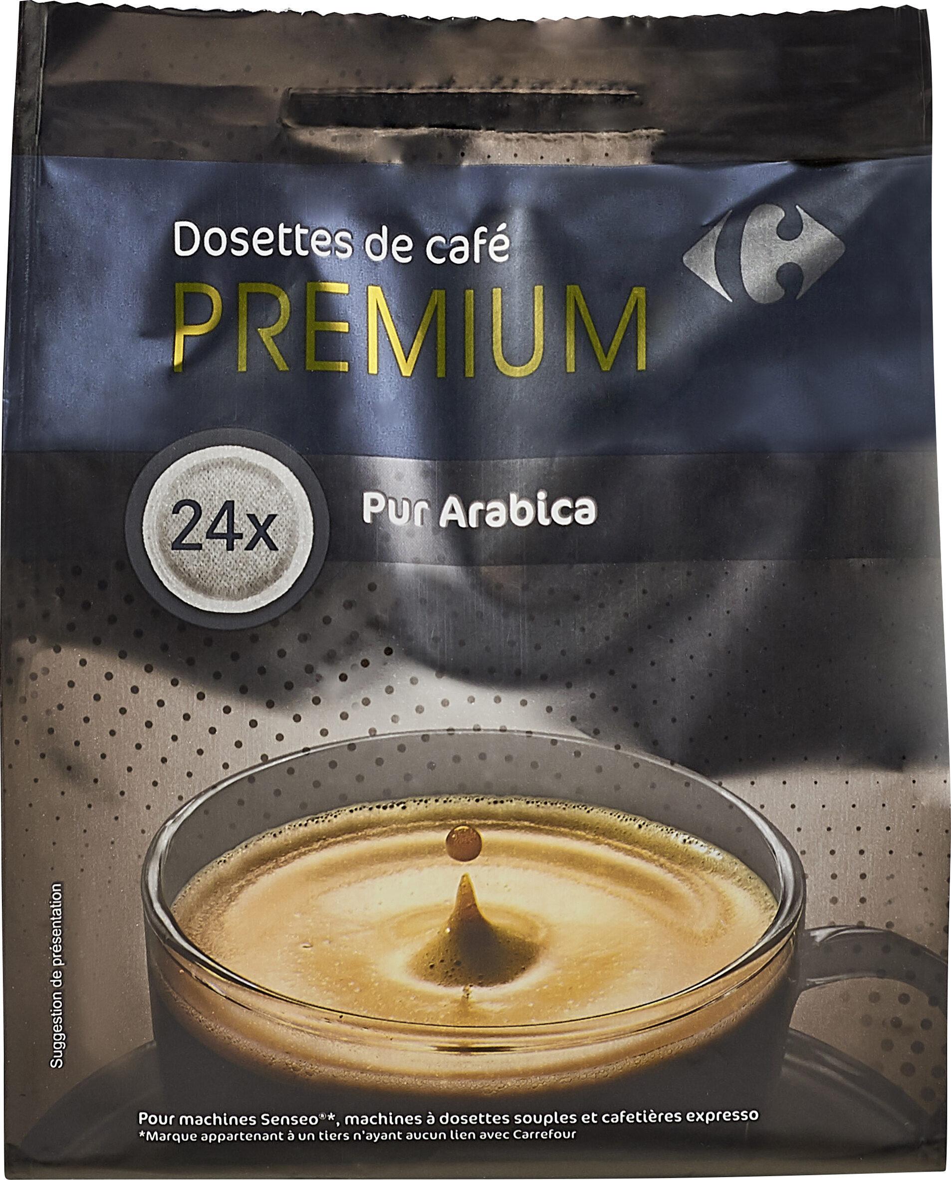 Dosettes de café Premium - Product - fr