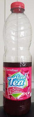 Iced Tea saveur framboise - Product