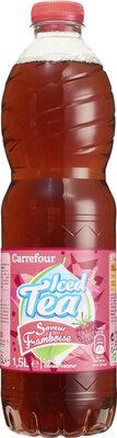 Iced Tea saveur framboise - Product - fr