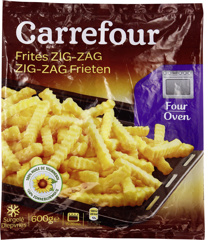 Frites Zig-Zag - Produit