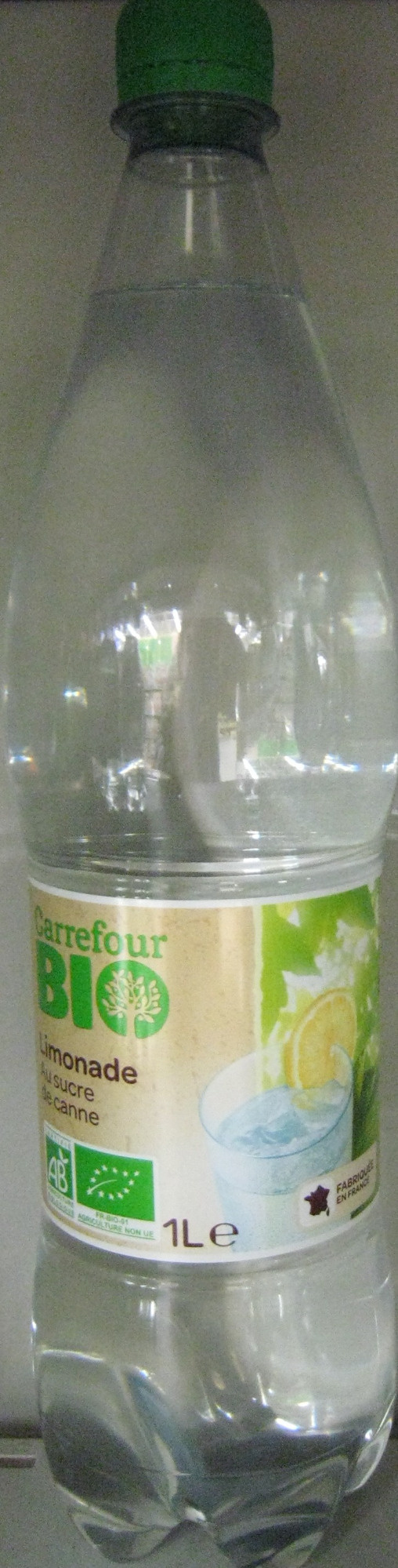 Carrefour BIO Limonade - Product - fr