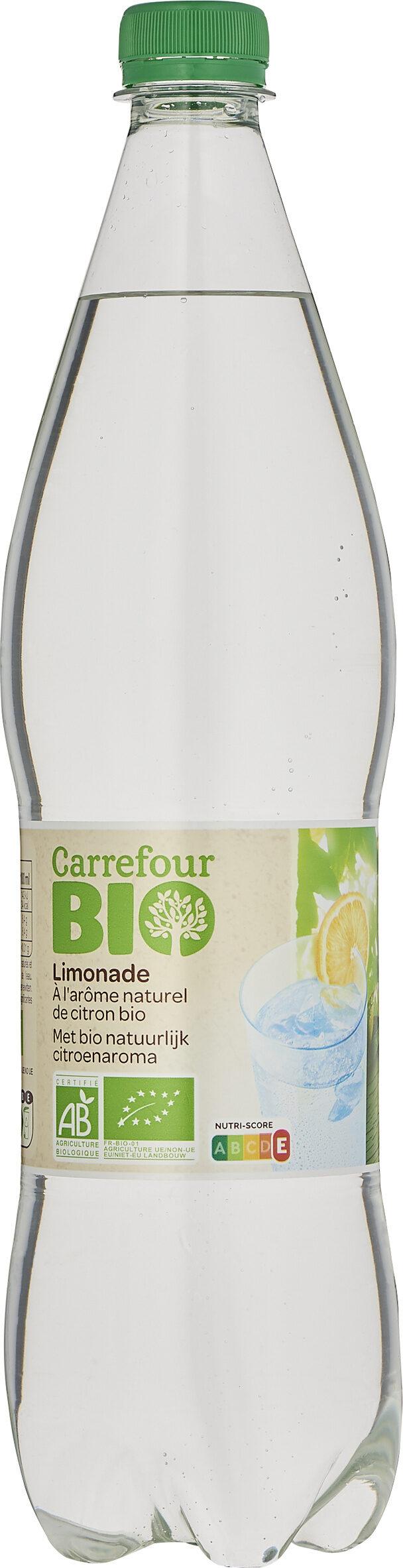Carrefour BIO Limonade - Prodotto - fr