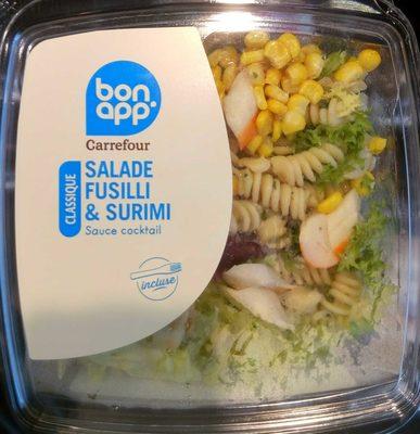 Salade Fusilli & Surimi - Product