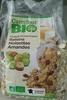 Muesli floconneux raisins noisettes amandes - Product
