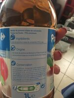 Pomme - Ingrédients - fr