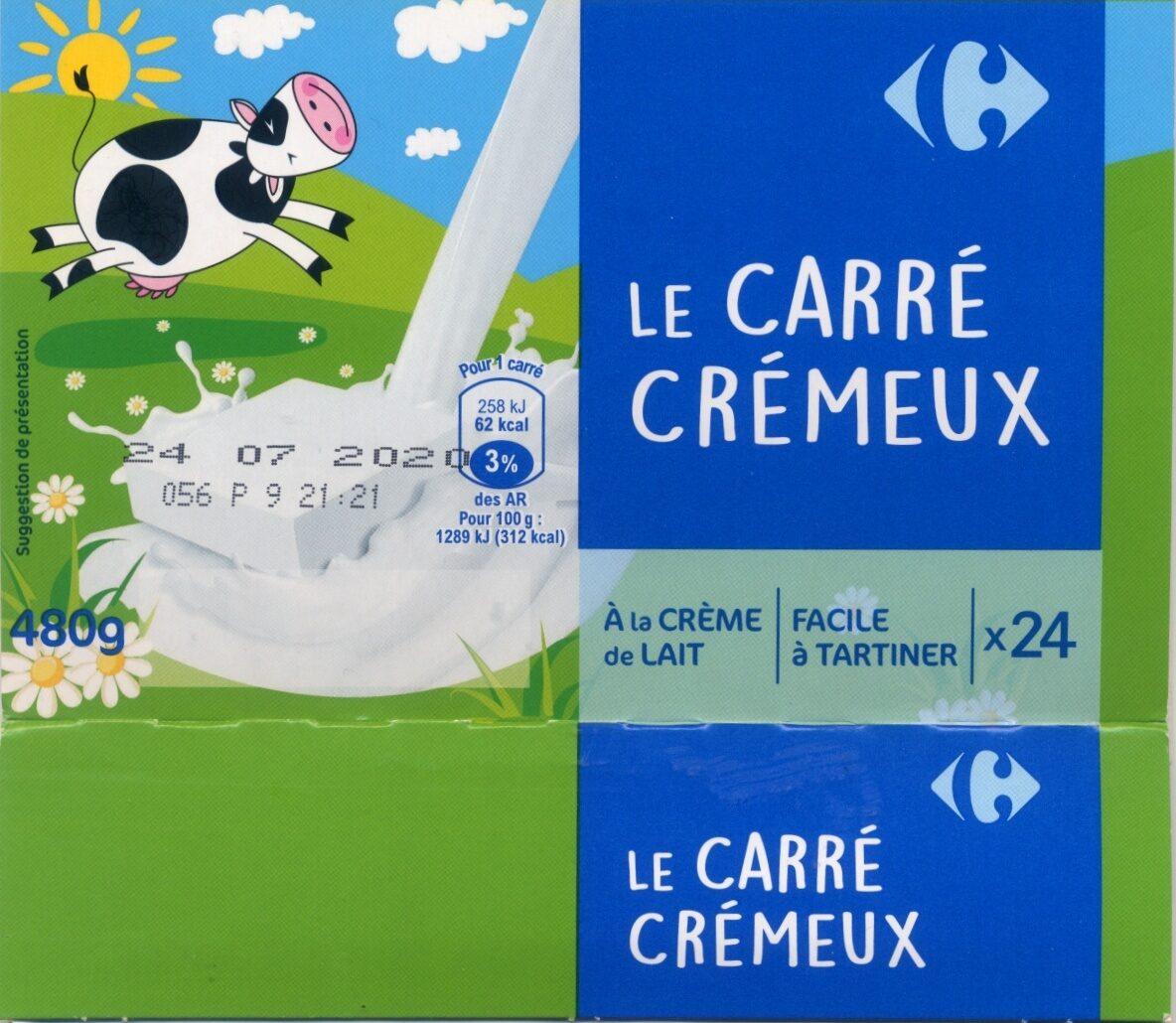 Le carré crémeux - Product - fr