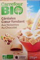 Cereales coeur fondant noisette&chocolat - Product - fr