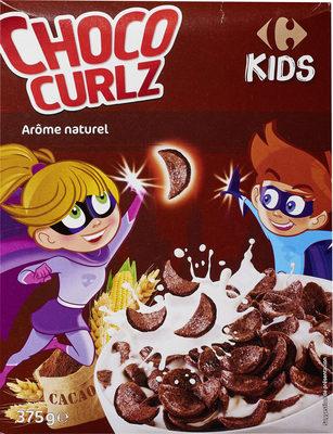 Choco Curlz - Produit - fr