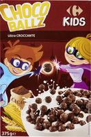 Choco ballz - Prodotto