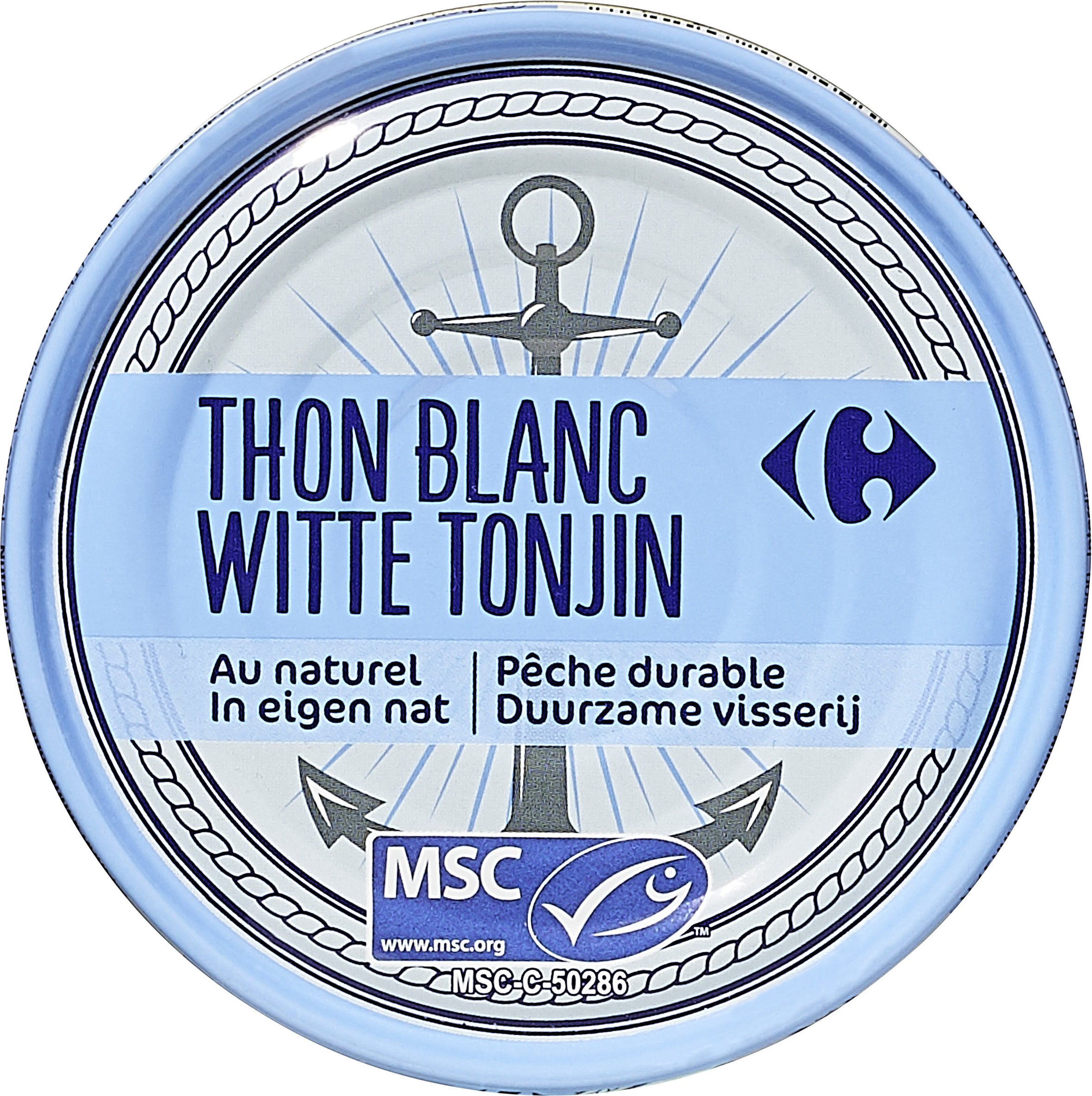 Thon blanc - Product - fr