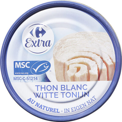 Thon blanc - Produit - fr