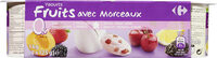 Yaourt & Fruits 0% mat gr multifruits - Product - fr