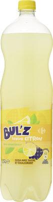 BUL'Z Saveur citron - Produit