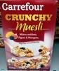 Crunchy Muesli croustillant Mûres entières, Figues & Mangues - Prodotto